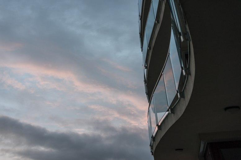 budapest danube sky