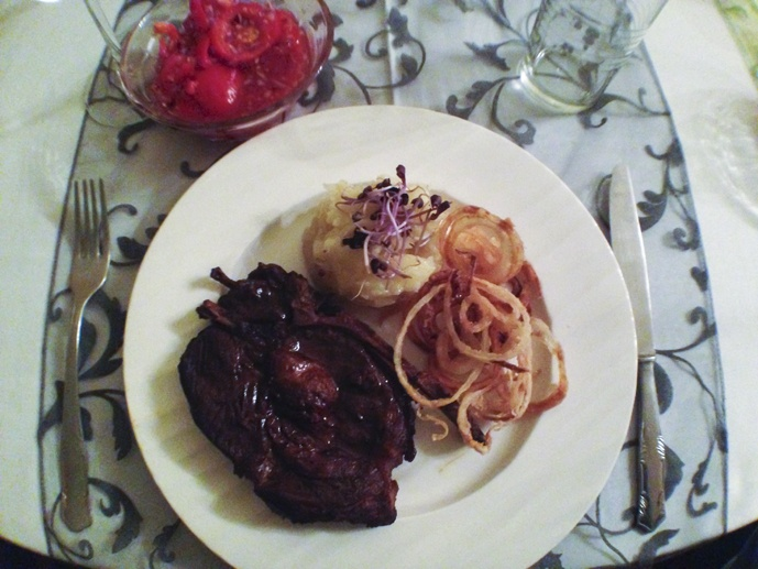 Eat&Meet hungarian steak