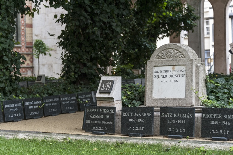 dohany street synagogue cemetery