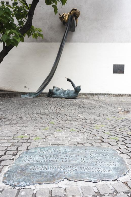 carl lutz memorial