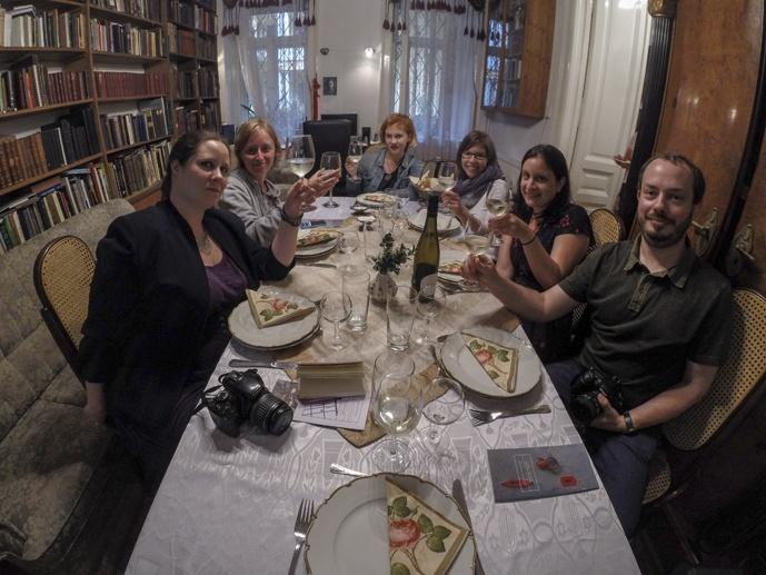jewish meal budapest