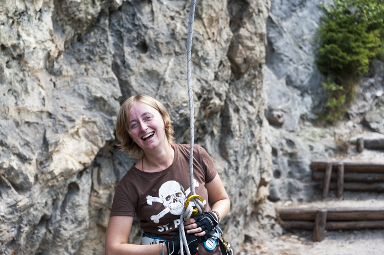 czech adventures rappelling marghe