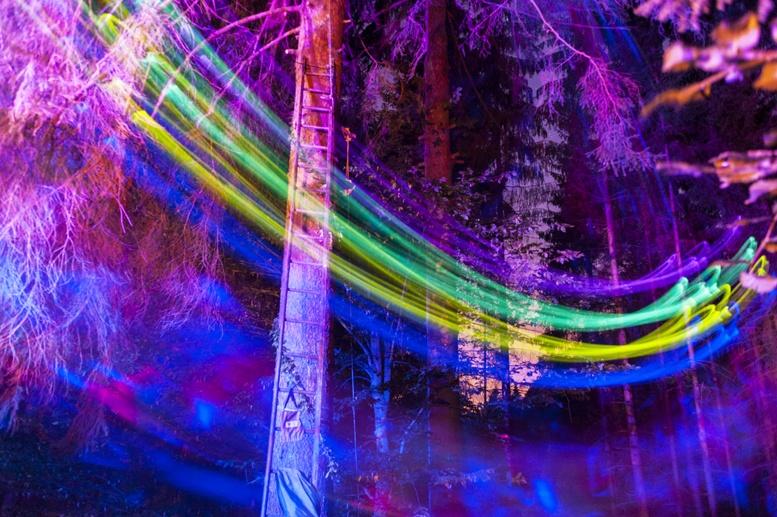 czech adventures night lights