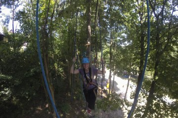 bozenov adventure park moravia czech