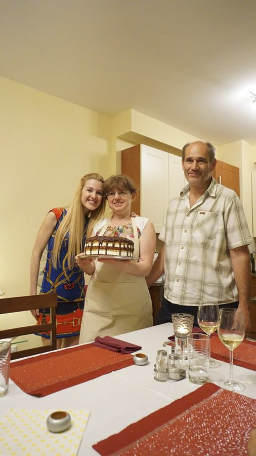 Eat&Meet hungarian family