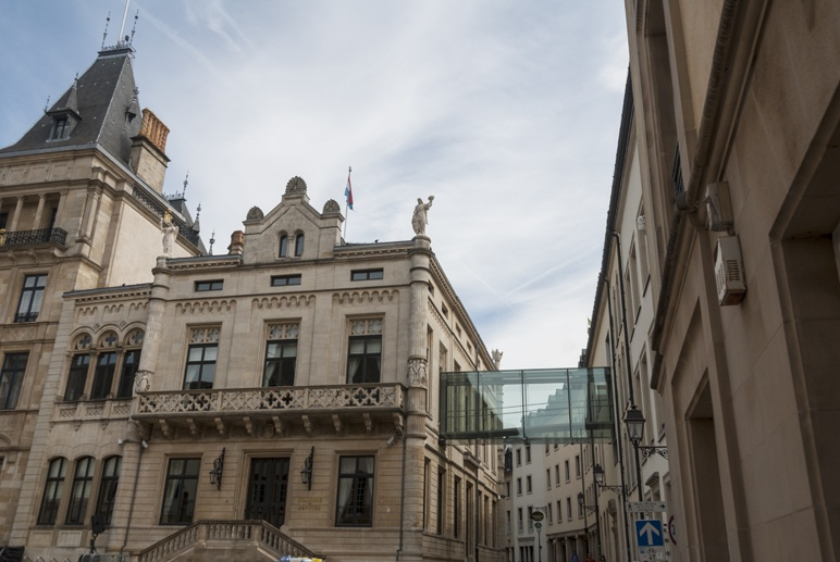 uxembourg castles grand ducal palace 2
