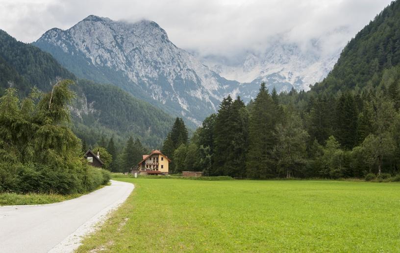 kamnik alps slovenia