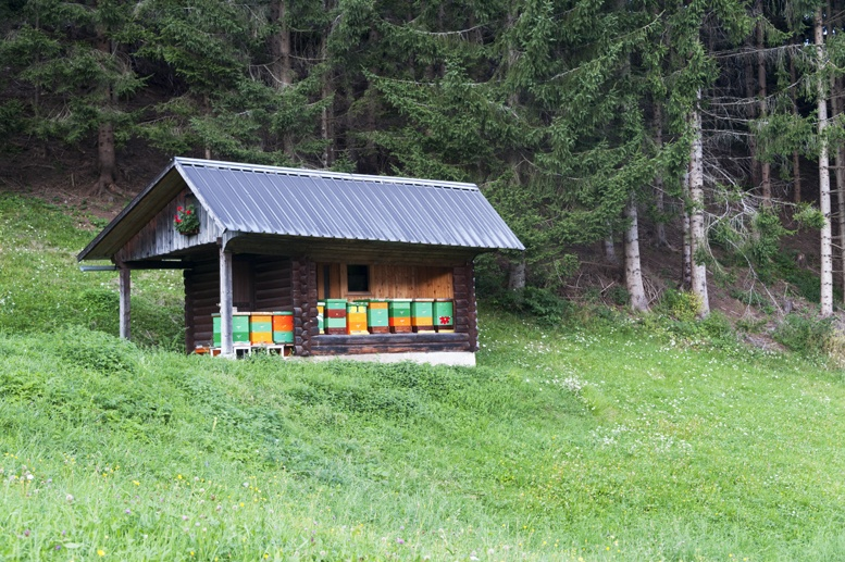 beehive jezersko slovenia