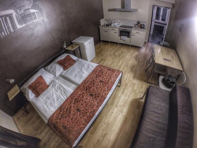 czech inn room