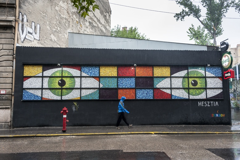 budapest 7th district street art