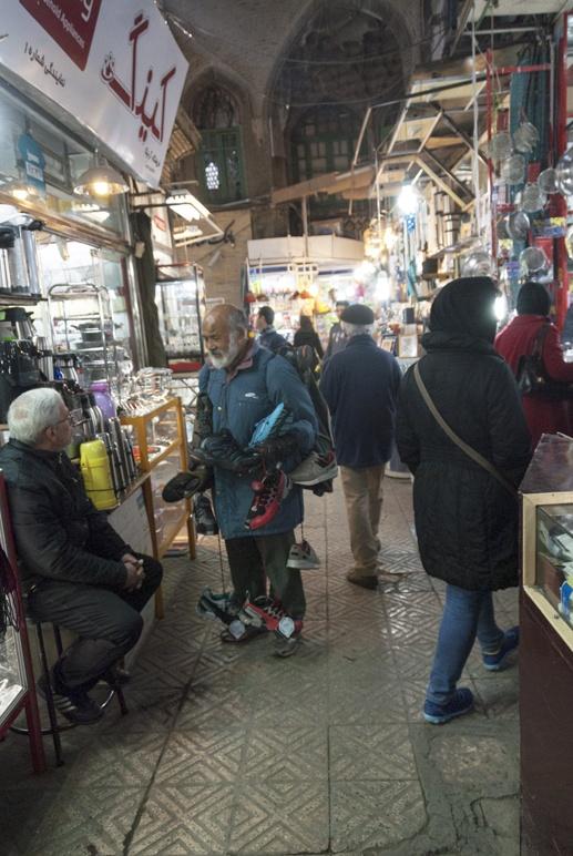 things to see in iran tehran grand bazaar