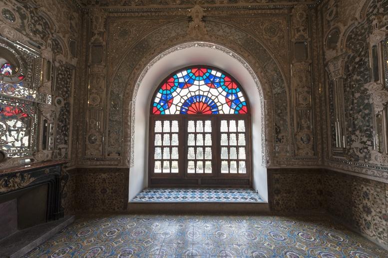 tehran golestan palace inside 3