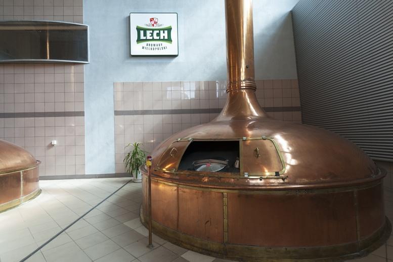 lech brewery poland