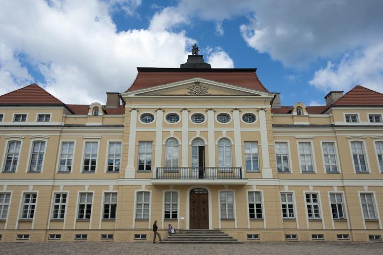 rogalin palace poznan poland