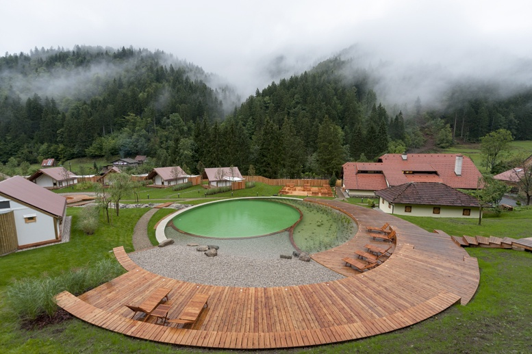 glamping in slovenia charming