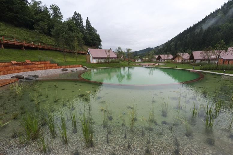 eco swimming pool