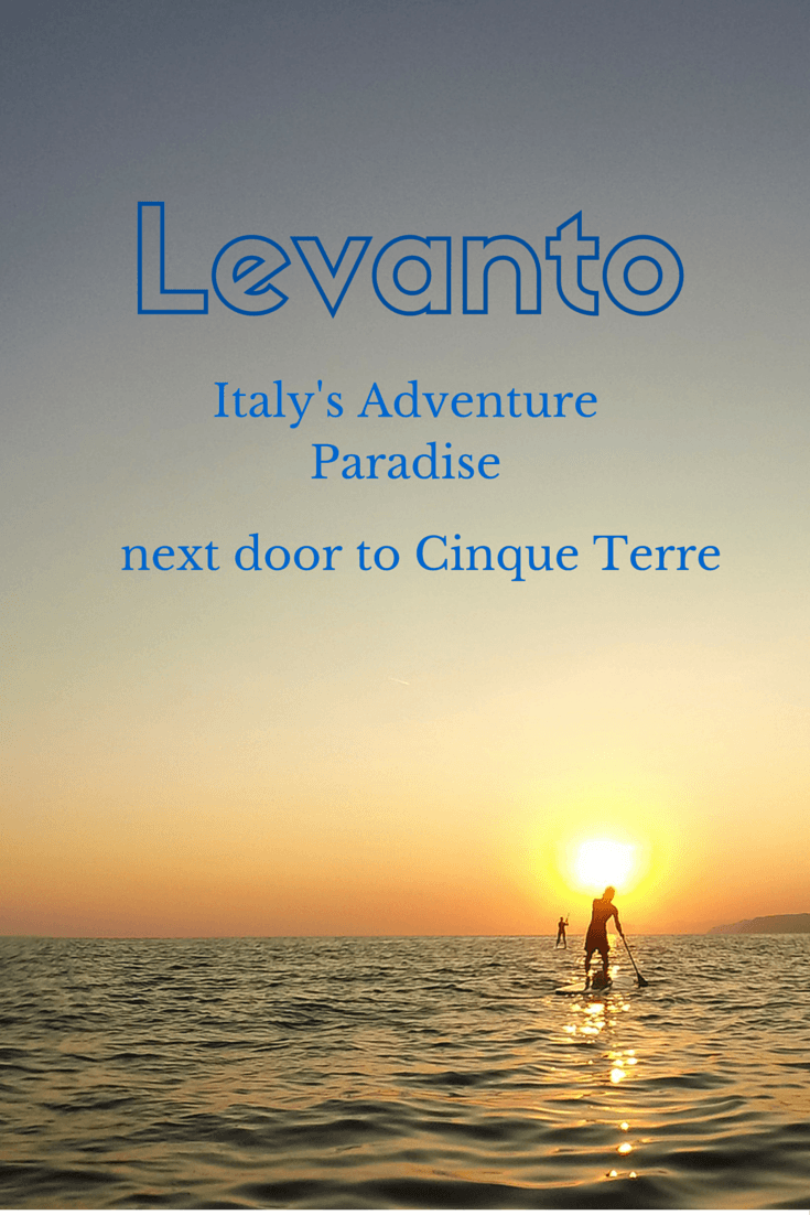 levanto adventure pin