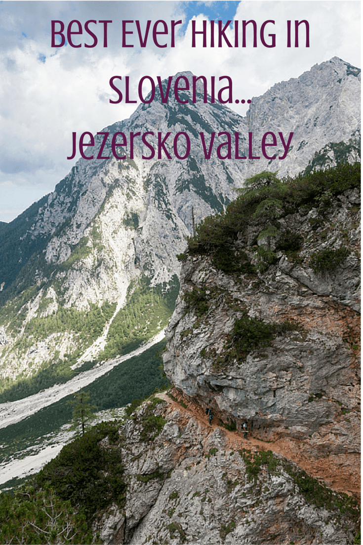 jezersko valley pin