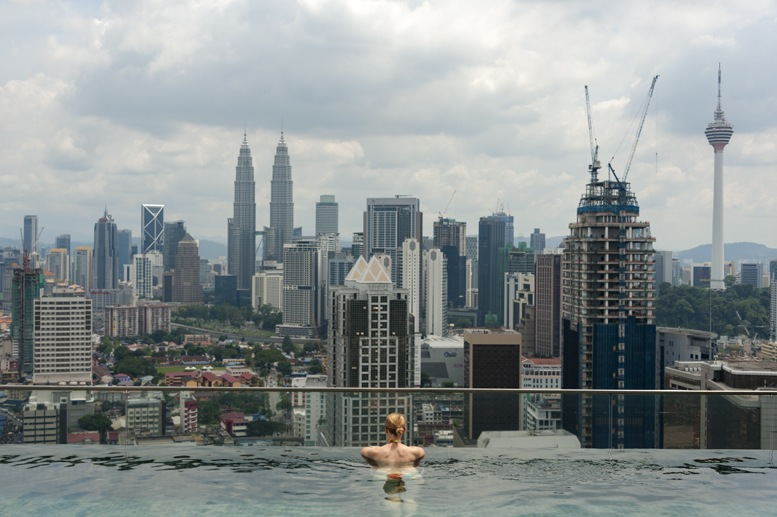 best view of the Petronas towers