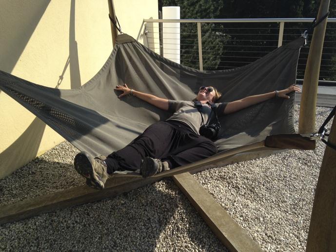 hotel mignon merano rooftop garden