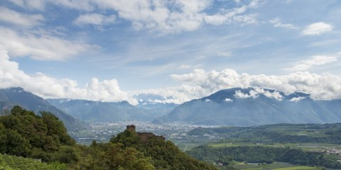 Things to do in south tyrol mountains