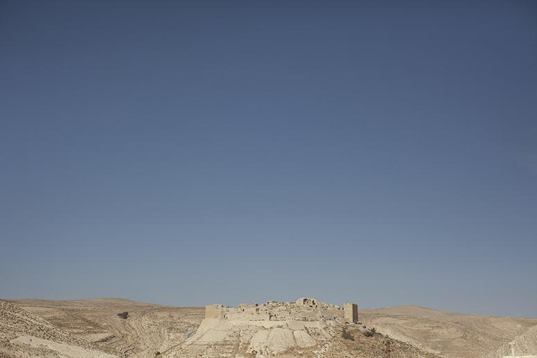 shobak castle hill