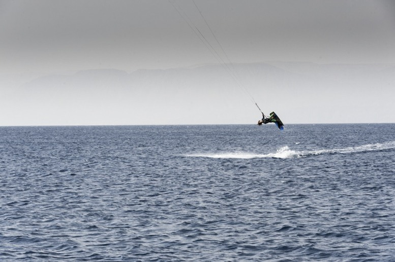 Aqaba-Kite-Surfer