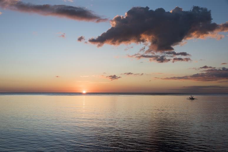danjugan sunset philippines