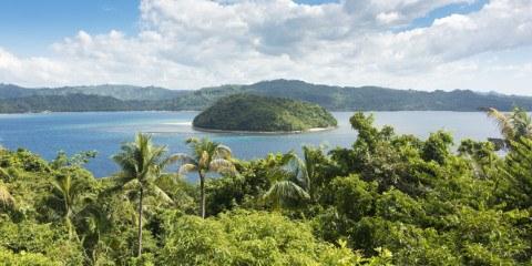 danjugan island from watchtower