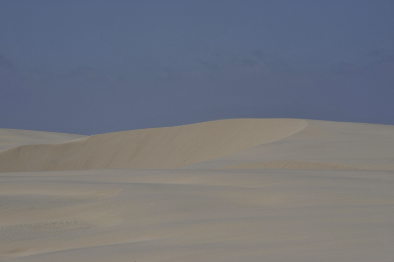 Lençois maranhenses national park dune