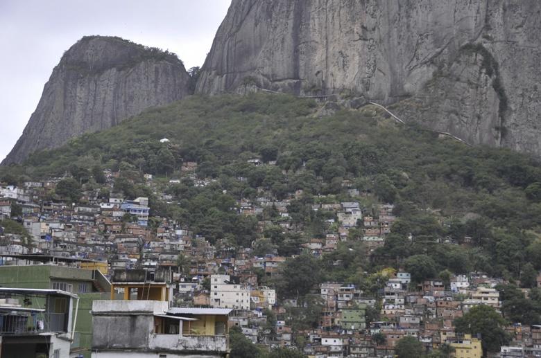 favela rocinha houses