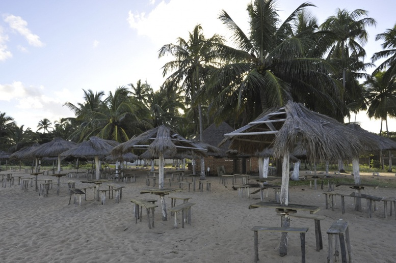 caipiroska in maceio beach bar