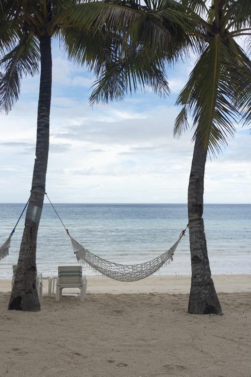 bohol beach club hammock