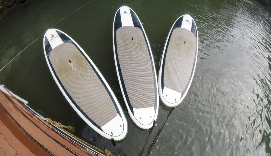 paddleboarding bohol loboc river