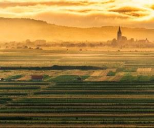 romania photography tours Golden dawn