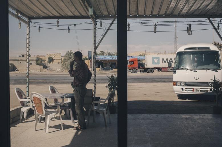 jordan gas station