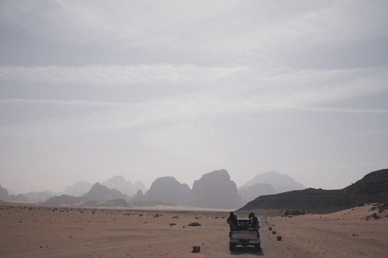 jordan jeep wadi rum