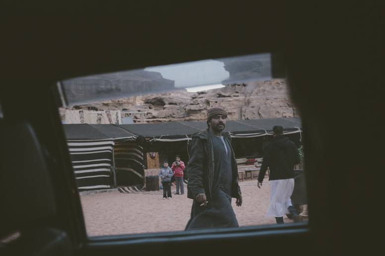 jordan wadi rum bedouin
