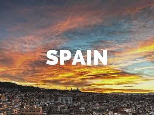 spain destinations