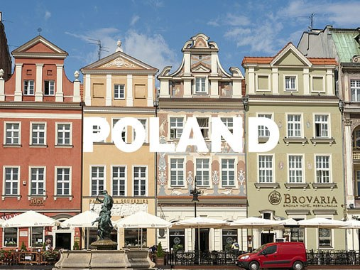 poland destinations