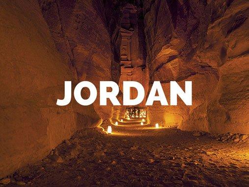 jordan destination