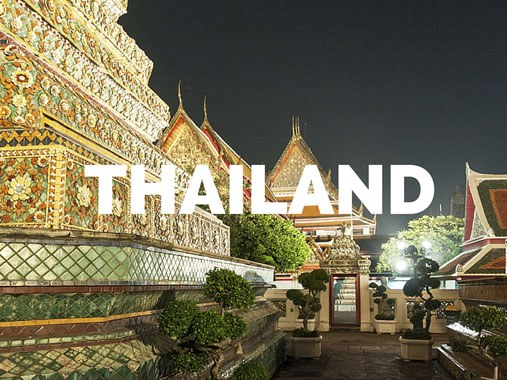 thailand destinations
