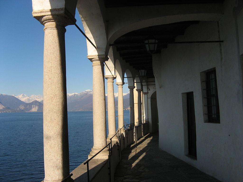Eremo-Santa-Caterina-Portico