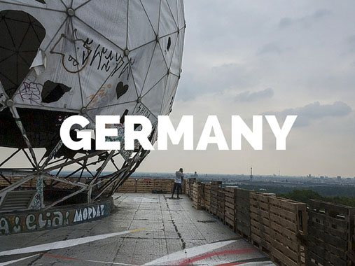 germany destination
