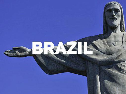 brazil destinations