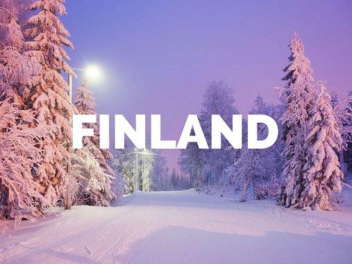 finland destinations