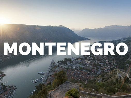 montenegro destinations