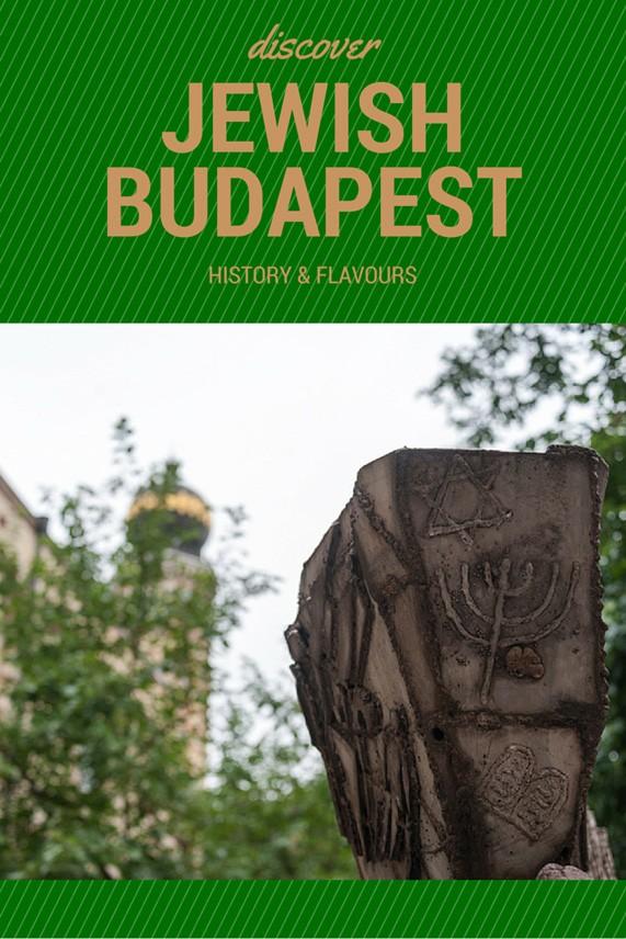 jewish budapest pin