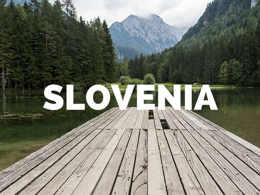 slovenia destination
