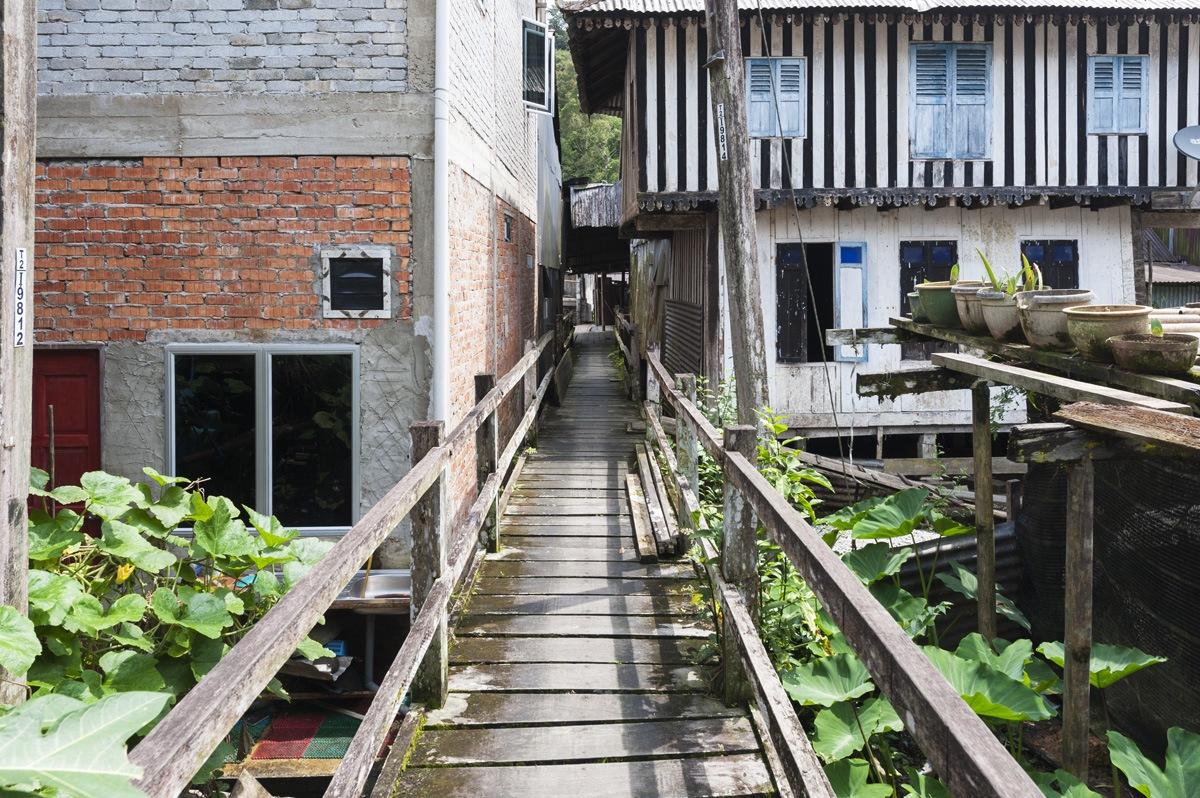 longhouses annah rais sarawak